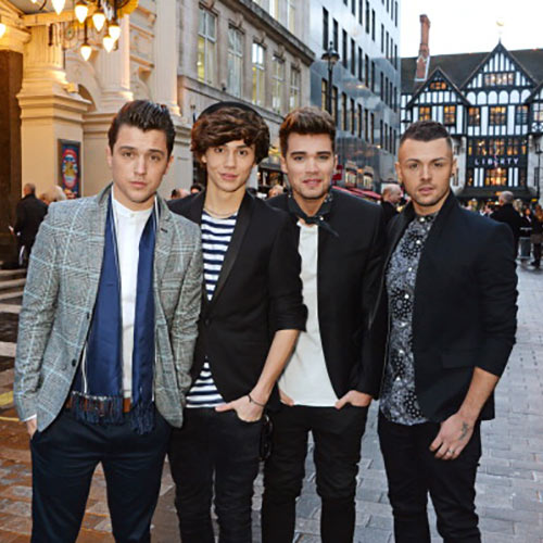 The X Factor answer: UNION J