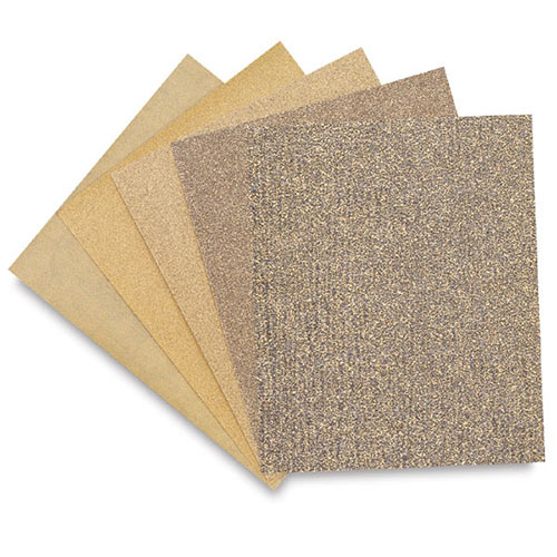 Toolbox answer: SANDPAPER