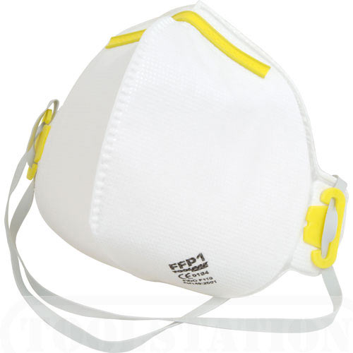 Toolbox answer: DUST MASK