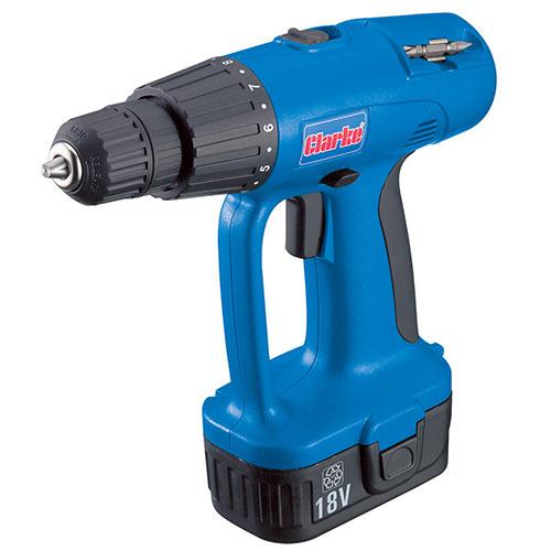 Toolbox answer: CORDLESS DRILL