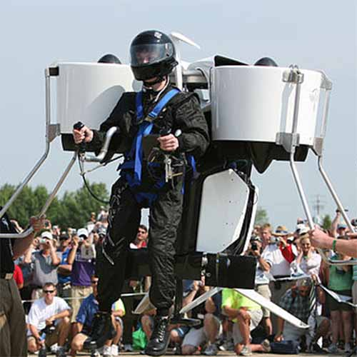 Transport answer: JETPACK