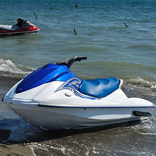 Transport answer: JET SKI