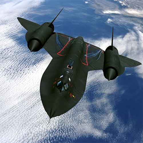 Transport answer: BLACKBIRD