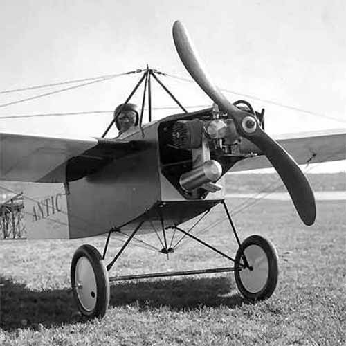 Transport answer: MONOPLANE
