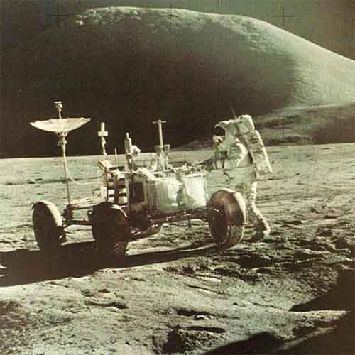 Transport answer: MOON BUGGY