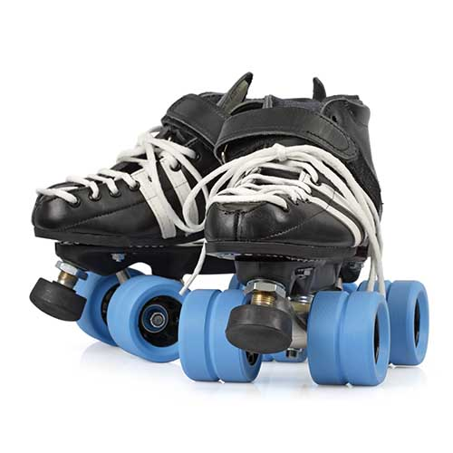 Transport answer: ROLLERSKATES
