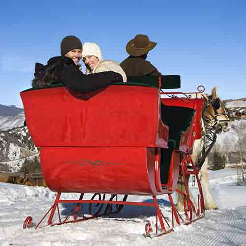 Transport answer: SLEIGH