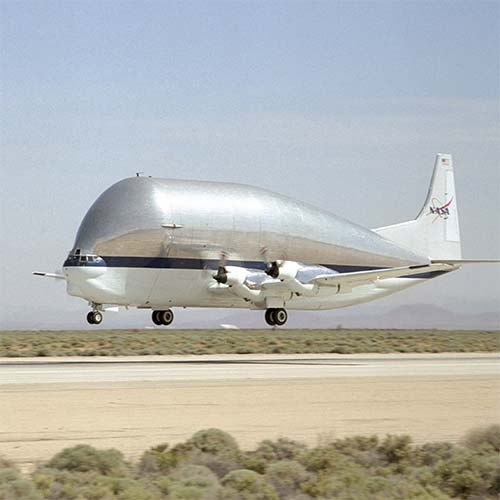 Transport answer: SUPER GUPPY