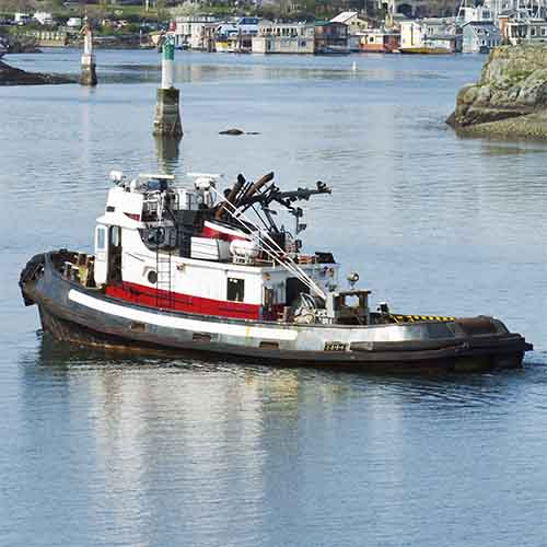 Transport answer: TUGBOAT