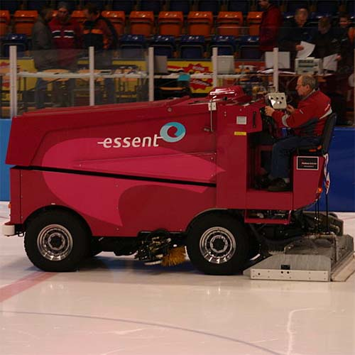 Transport answer: ZAMBONI