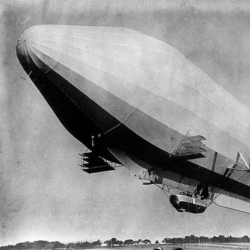 Transport answer: ZEPPELIN