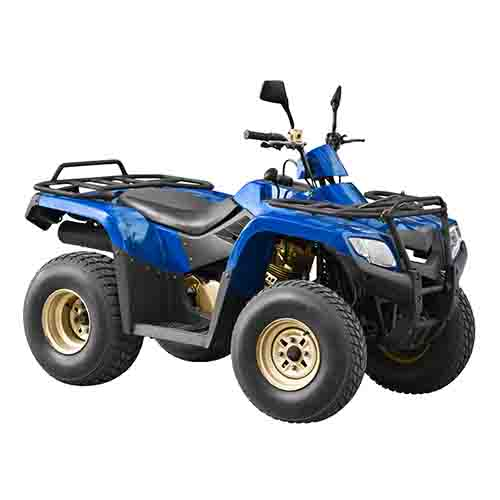 Transport answer: QUAD BIKE