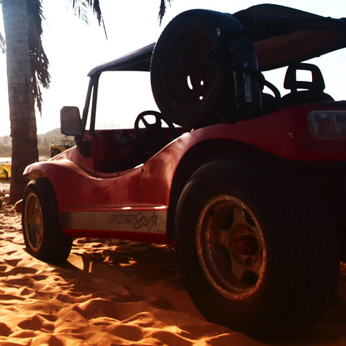 Transport answer: DUNE BUGGY