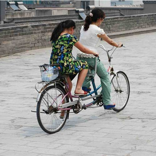 Transport answer: TANDEM
