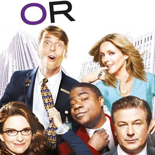 TV Shows answer: 30 ROCK