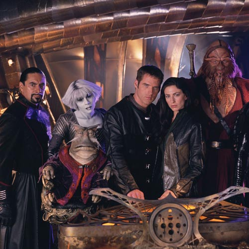 TV Shows answer: FARSCAPE