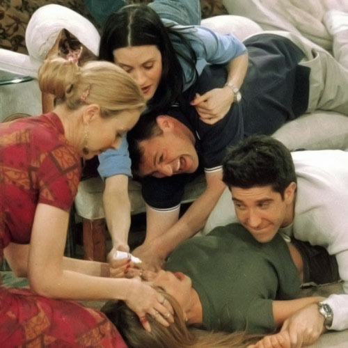 TV Shows answer: FRIENDS
