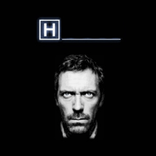 TV Shows answer: HOUSE