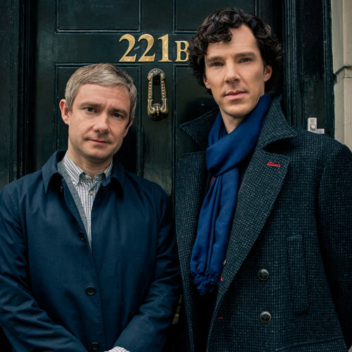 TV Shows answer: SHERLOCK