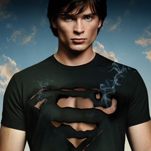 TV Shows answer: SMALLVILLE