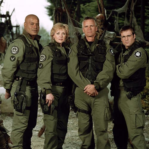 TV Shows answer: STARGATE SG-1