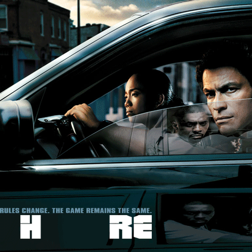 TV Shows answer: THE WIRE