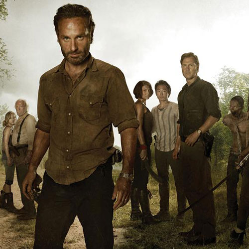 TV Shows answer: WALKING DEAD