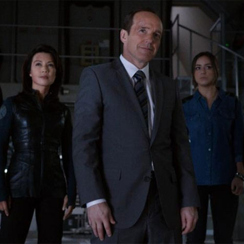 TV Shows answer: AGENTS OF SHIELD