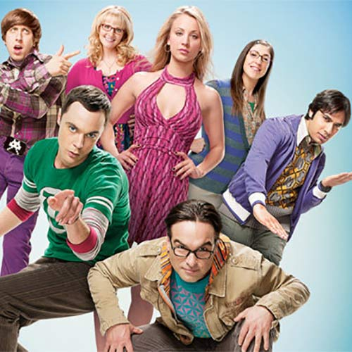 TV Shows answer: BIG BANG THEORY