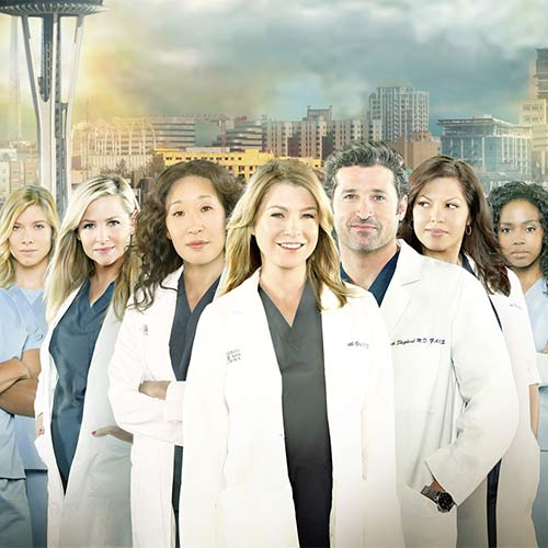 TV Shows answer: GREY`S ANATOMY