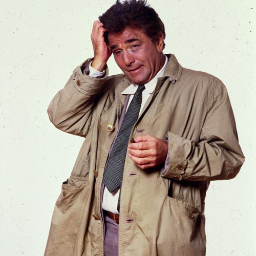 TV Shows 2 answer: COLUMBO