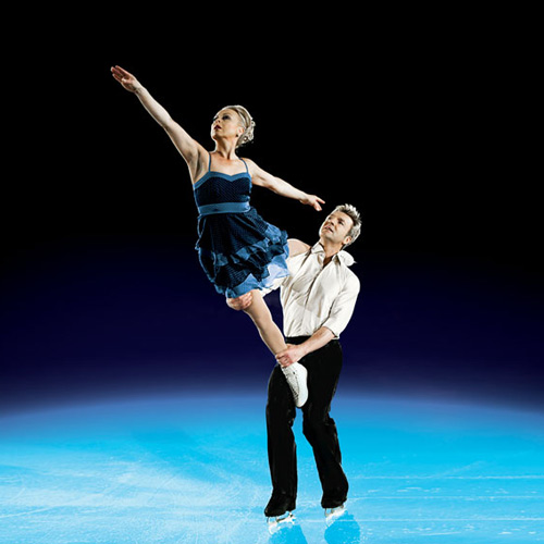 TV Shows 2 answer: DANCING ON ICE