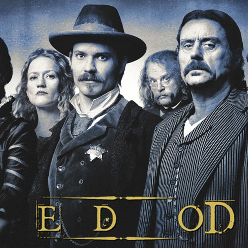 TV Shows 2 answer: DEADWOOD