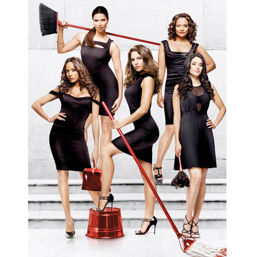TV Shows 2 answer: DEVIOUS MAIDS