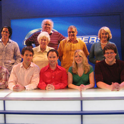 TV Shows 2 answer: EGGHEADS