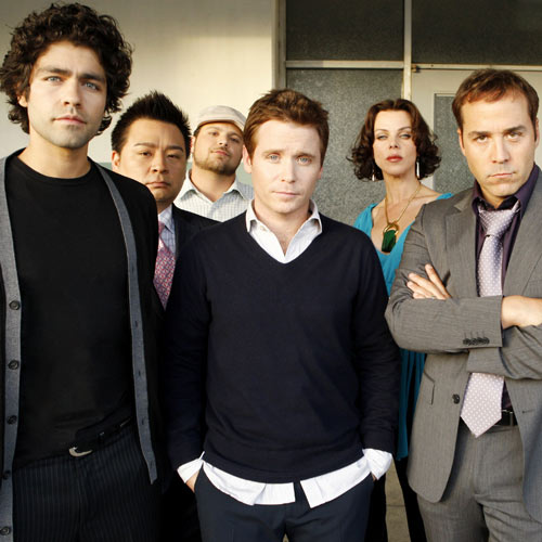 TV Shows 2 answer: ENTOURAGE