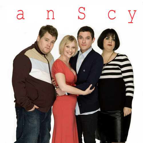 TV Shows 2 answer: GAVIN AND STACEY