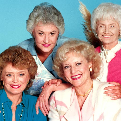 TV Shows 2 answer: GOLDEN GIRLS