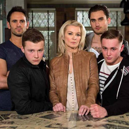 TV Shows 2 answer: HOLLYOAKS
