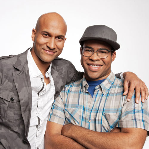 TV Shows 2 answer: KEY AND PEELE