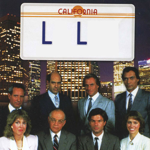 TV Shows 2 answer: LA LAW