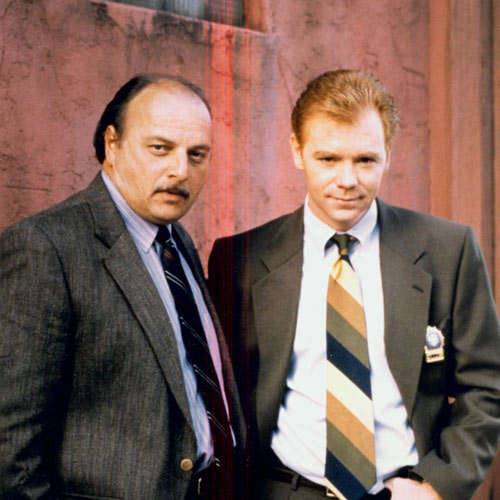 TV Shows 2 answer: NYPD BLUE