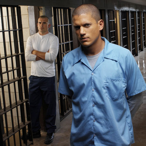 TV Shows 2 answer: PRISON BREAK