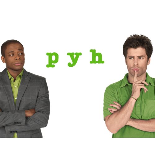TV Shows 2 answer: PSYCH