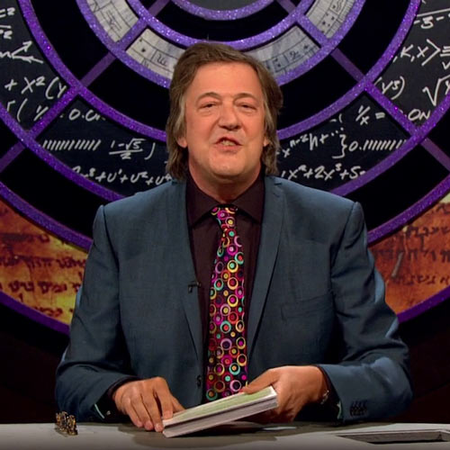 TV Shows 2 answer: QI