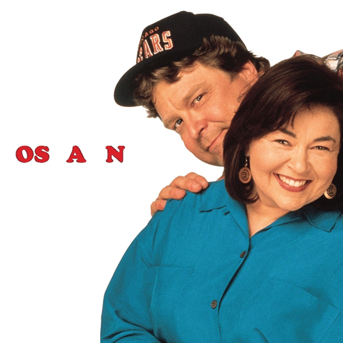 TV Shows 2 answer: ROSEANNE