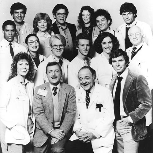 TV Shows 2 answer: ST ELSEWHERE