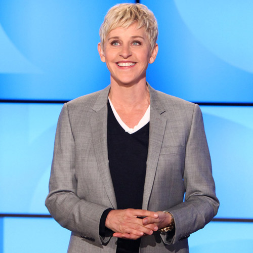 TV Shows 2 answer: THE ELLEN SHOW