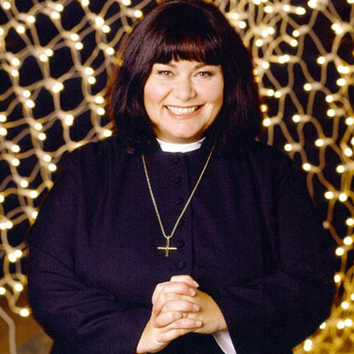 TV Shows 2 answer: VICAR OF DIBLEY
