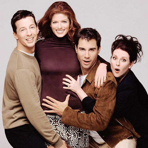 TV Shows 2 answer: WILL AND GRACE